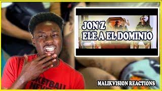 JON Z & ELE A EL DOMINIO A GOOD COLLAB? SIN PUTAS NO HAY PARAISO VIDEO OFFICAL REACTION
