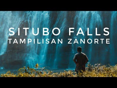 Situbo Falls, Tampilisan Zamboanga del Norte Vlog (best waterfalls ever)