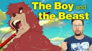 Top Anime movie The Boy The Beast Movie Review