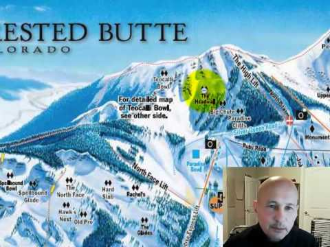 how to get to crested butte
