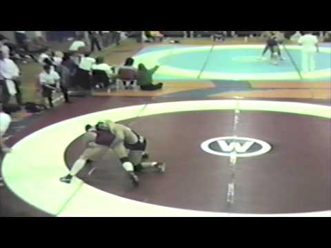 1987 National Espoir Championships Match 8