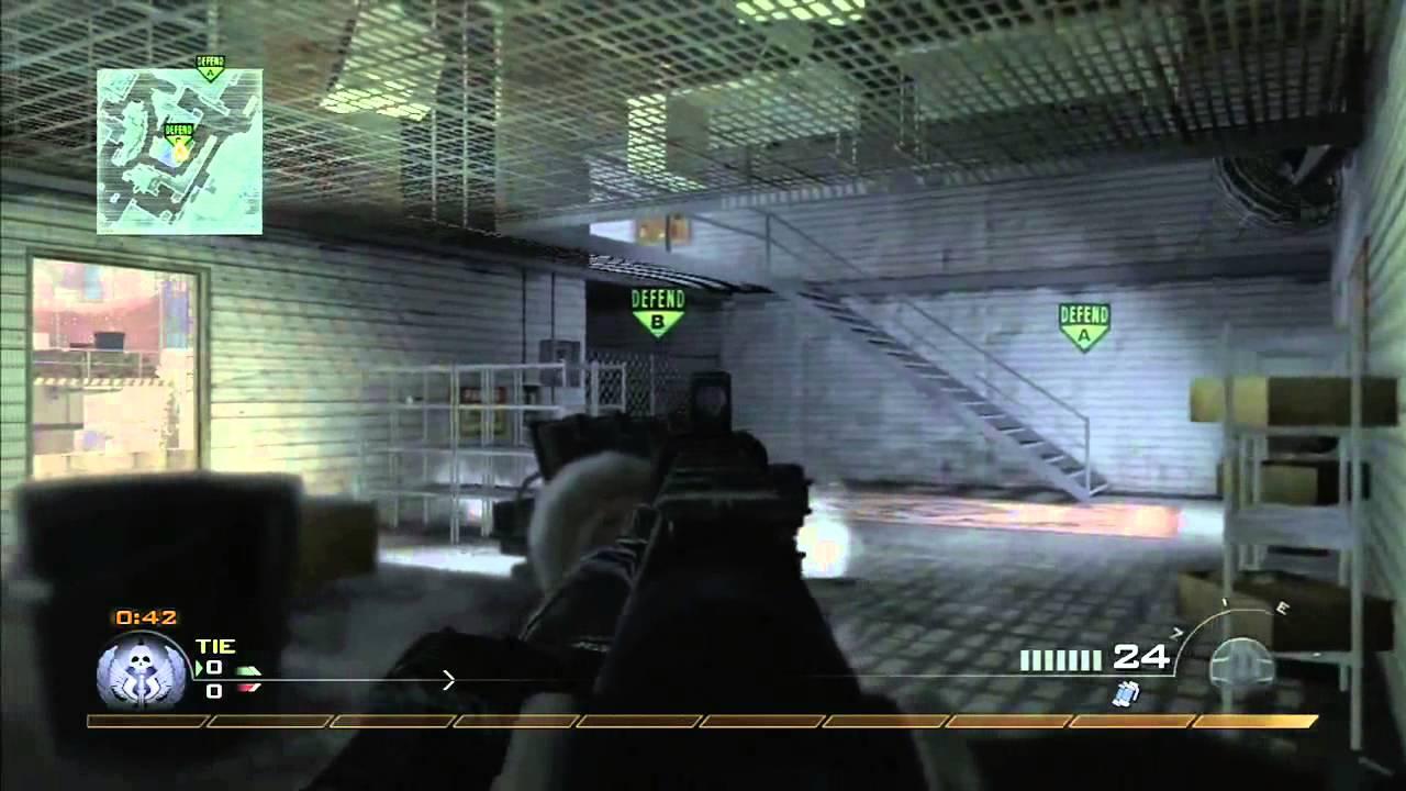 Call of Duty Funtage #1   360 Noob Tube!