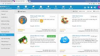 VMS POS - Hướng dẫn hệ thống kho ứng dụng VMS Store