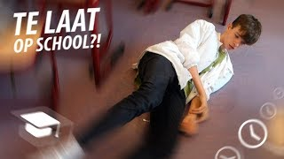 Terug naar school...