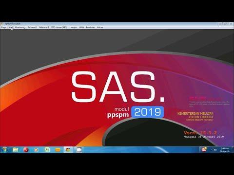 Cara Memindahkan aplikasi SAS Ke Komputer atau Laptop Lain ...