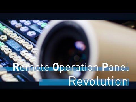PTZ Control Centre Revolution