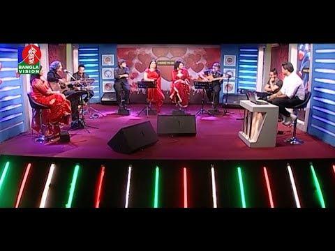 তারকা শিল্পীদের আড্ডা ও গান   Valentine Special   Music Club   Naheed Biplob   BV Program   2019 thumbnail