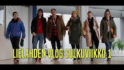 Lielahden nuorisokeskuksen Vlog (feat. RantsuMultsu) - Sulkuviikko 1