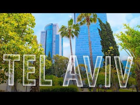 Tel Aviv TODAY, Video Walk In The CITY CENTER