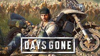 Days Gone Gameplay German 01   MEGA Zombie Horde