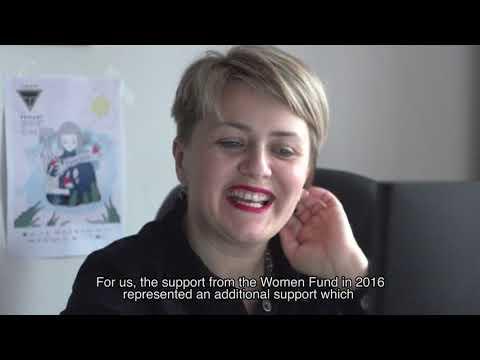 Kosovo Women's Fund Documentary 2015-2017