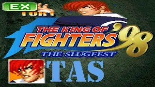 Iori Kof 98 Extra Level 8 Tas Super Play