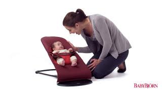 BabyBjorn Balance (БебиБьерн Баланс) детский шезлонг(, 2013-10-31T09:05:46.000Z)