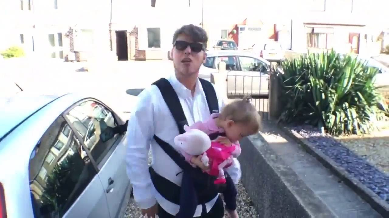 Baby Giles Baby Giles Elliots Long Lost Child Prank - Youtube-8958