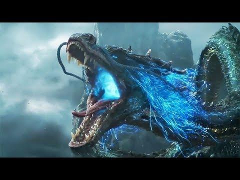 Тайна Печати дракона - Русский Тизер-Трейлер #2 (2019) | MTHD