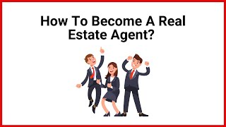 How To Become A Real Estate Agent (5 Simple Steps!)