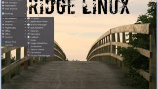 Bridge Linux 2013.06 Xfce Presentation
