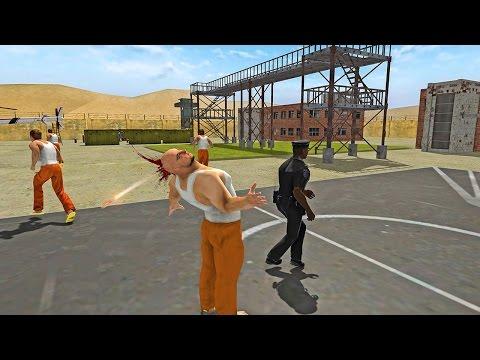 Jail Criminals Police Sniper