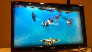 Pirates of the Black Cove Gameplay 1