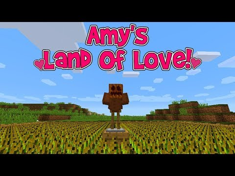 Amy's Land Of Love! | Ep.184 THE HAUNTED SCARECROW | Amy Lee33