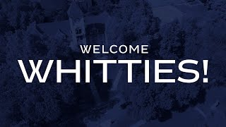 Video - Welcome Whitties!