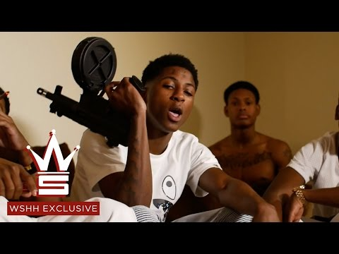 NBA YoungBoy Kickin Shit (WSHH Exclusive - Official Music Video)