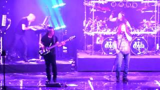 Dream Theater - Behind The Veil (Ray Just Arena, Moscow, Russia, 03.07.2015)