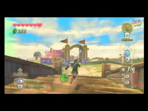 Video Análisis: The Legend of Zelda Skyward Sword