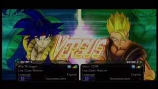 Dragon Ball Z Ultimate Tenkaichi Multiplayer 01