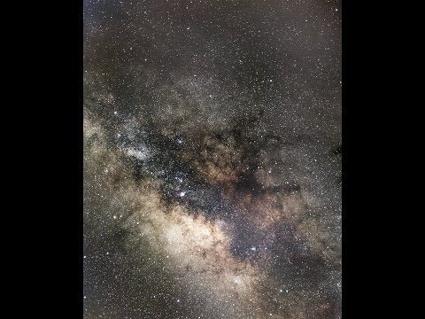 How to take a picture of the Milky Way in heavy light pollution using Pixinsight