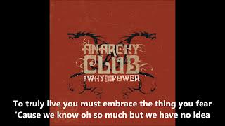 Anarchy Club - Bitter [Lyrics / ᴴᴰ1080p]