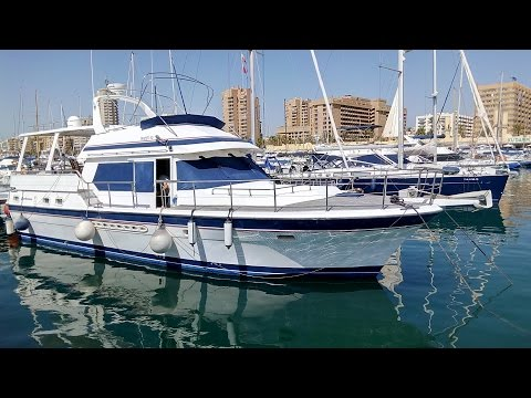 Trader 50 sundeck 1992 (Tarquin)info@holland-yachting.com+34622223006