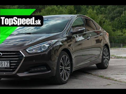 Test Hyundai i40 Premium 1.7CRDi 140 k TopSpeed.sk