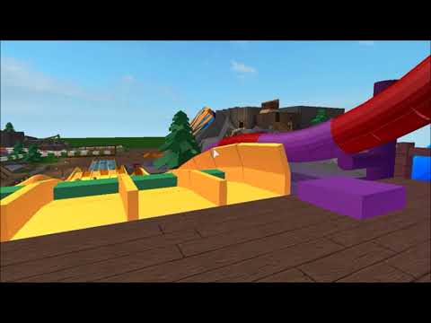 [Roblox] Mystic Mines Water And Theme Park Resort - Racer