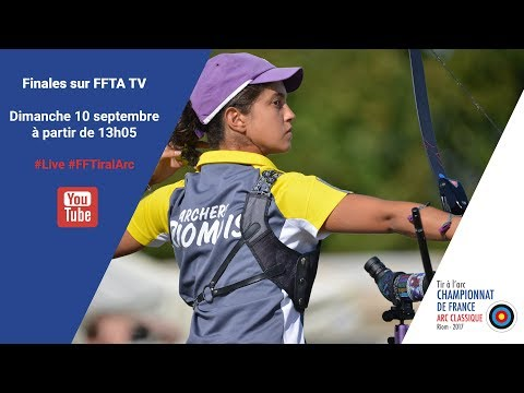 Championnat de France FITA Arc classique - Riom 2017