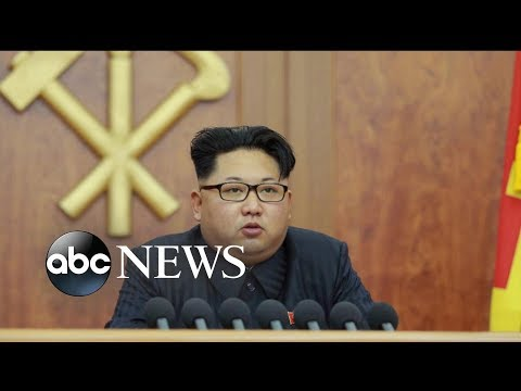 North Korean leader says he's suspending nuclear program
