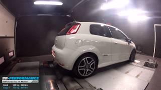 Reprogrammation Moteur Fiat Punto Evo 1.4 Multiair 135hp @ 153hp par BR-Performance