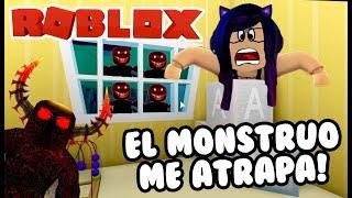 El Monstruo me Atrapa | Kori Roblox