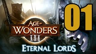 Age of Wonders 3: Eternal Lords - Part 1: A Necromancer Rises!
