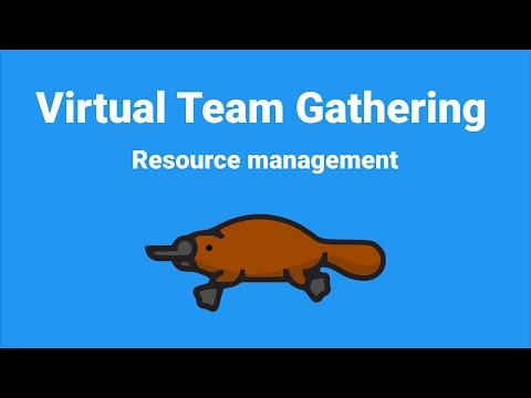 Kuryr Virtual Team Gathering: Resource management