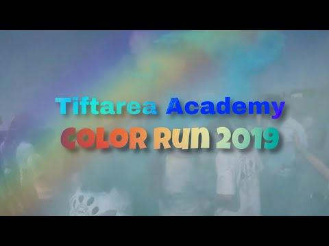 Tiftarea Academy Color Run 2019