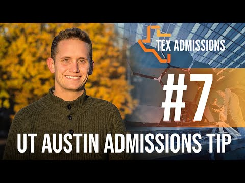 UT-Austin Tip #7: Are some majors more competitive than others?