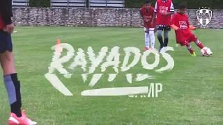 El Rayados Camp, la gran experiencia de tener la oportunidad para jugar como los profesionales.