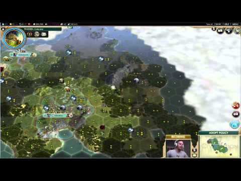 Vegan Gaming - Civilization 5: A Brave New World - Ep4
