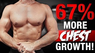 67% Faster Chest Growth! ONE PERFECT EXERCISE