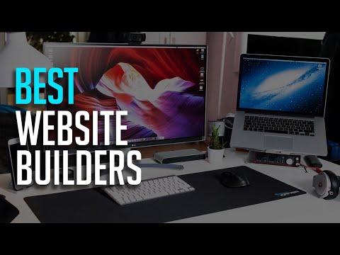 Best Website Builders 2019   Top 5 Web Builders To Use