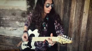 BACK PORCH TWANG  Slide Blues Instrumental Guitar