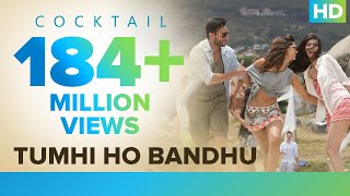 Video Tumhi Ho Bandhu (Full Video Song) | Cocktail | Saif Ai Khan, Deepika Padukone & Diana Penty download MP3, 3GP, MP4, WEBM, AVI, FLV Juli 2018