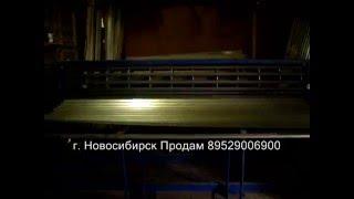 Станок для производства гофролиста.(, 2011-07-09T10:51:00.000Z)