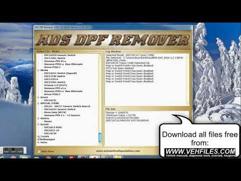 Professional EGR remover - Myhiton